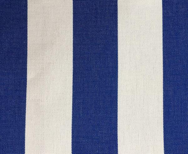 Toldo 8 Blauw/Wit gestreept - Claassen Stofferingen